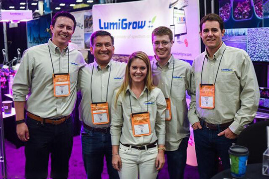 The Leaders in Smart Horticultural Lighting, Since 2007