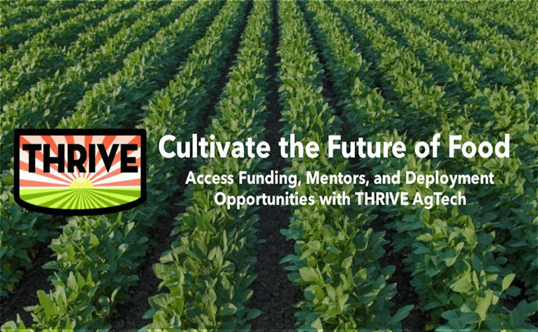 THRIVE 50 Showcases the Future of AgTech